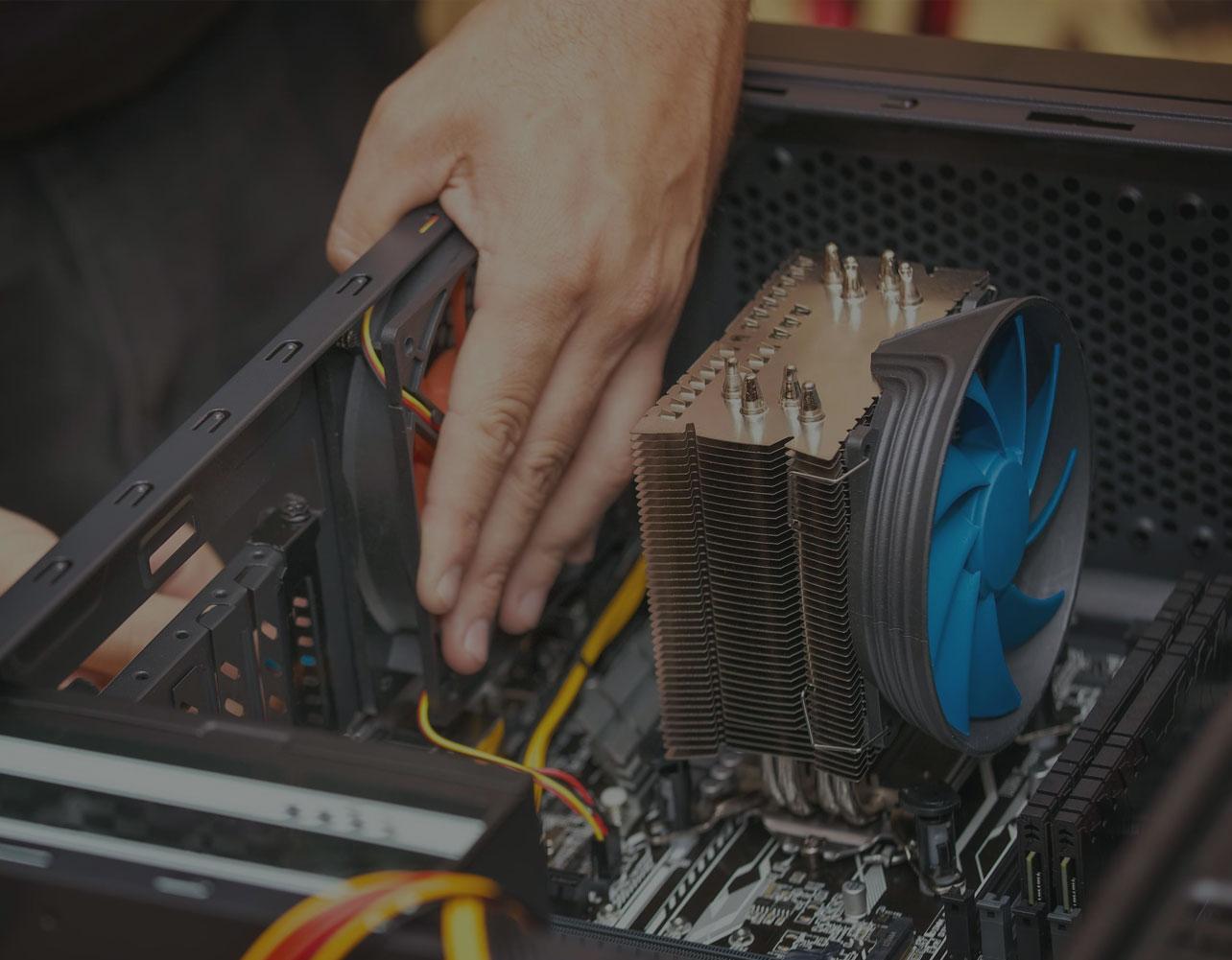 Serwis komputerów i laptopów ITEX Świdnik